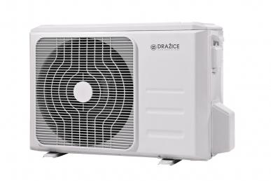 Moderní invertorová technologie plynule přizpůsobuje výkon požadované teplotě. Provoz se vyznačuje vynikající energetickou účinností chlazení A++ a topení A+.
