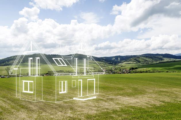 Postavte si vlastní dům (foto: iStock)