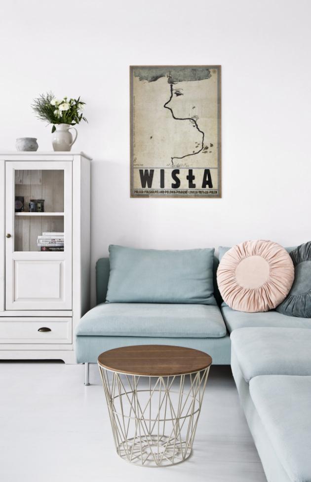 OBÝVACÍ POKOJ Obývací pokoj simuluje pohodlná rohová sedačka umístěná ve velké místnosti spolu s kuchyní, jídelnou a pracovnou