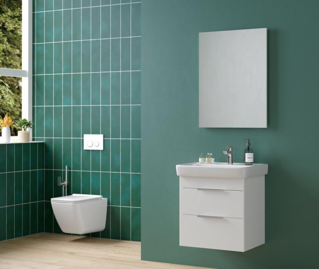 Expresní koupelnový nábytek z řady PROJECT BENEFIT