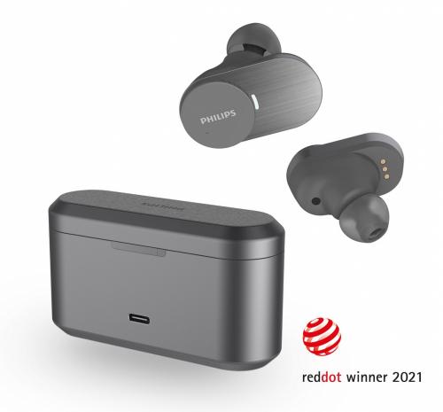 Philips Fidelio T1 skutečně bezdrátová sluchátka