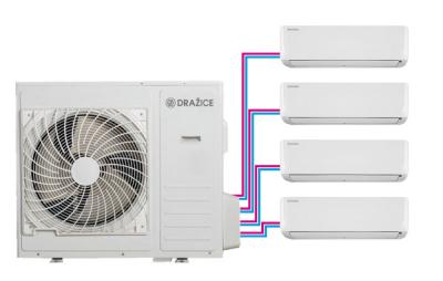 Klimatizace AIR PLUS typu multisplit