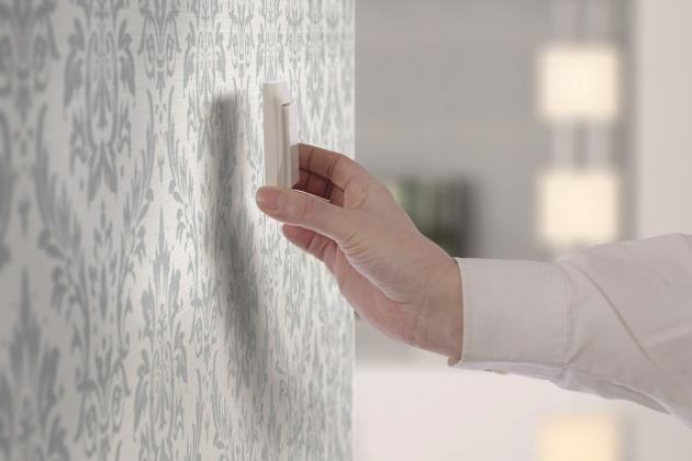 Instalujte bezdrátový vypínač do místa, kde právě potřebujete