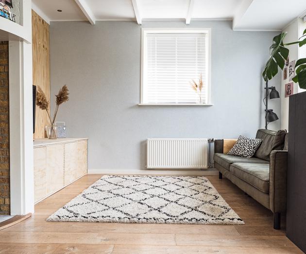 Moderní koberec do obyváku