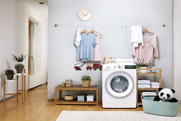 Automatická pračka W2A824 (Gorenje), třída A+++, kapacita 8 kg prádla, cena 10 990 Kč, www.gorenje.cz