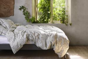 Povlečení Praktbräcka, 100% bavlna, povlak na přikrývku 150 × 200 cm, povlak na polštář 50 × 60 cm, cena 799 Kč, www.ikea.cz