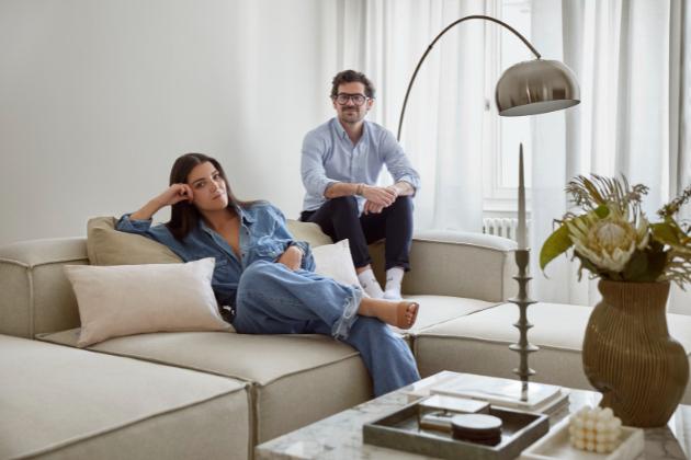 Vysněný byt mladého páru ve Švýcarsku
