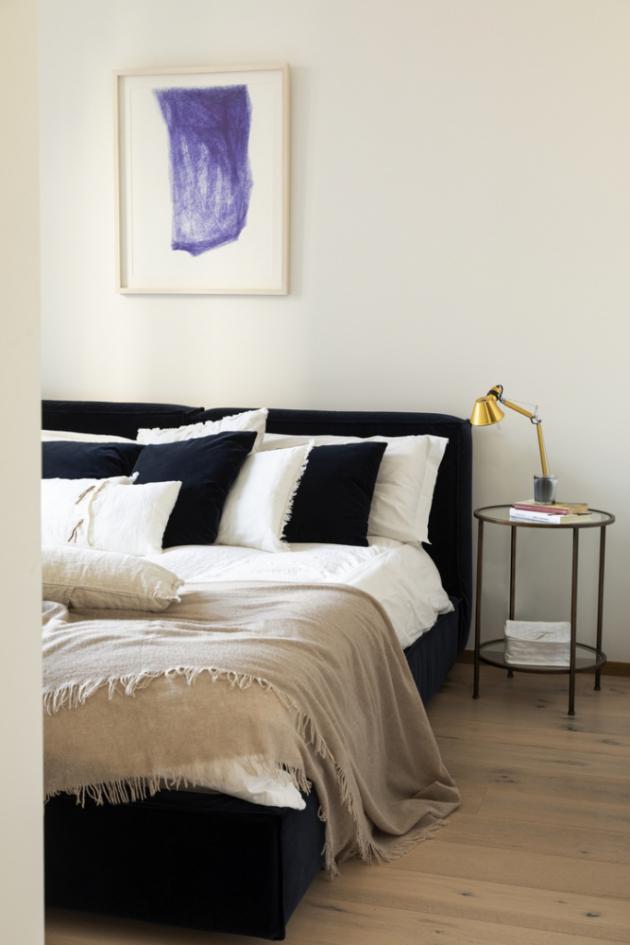 Moje oblíbené části domu jsou obývací pokoj s kuchyní a ložnice s koupelnou a vanou, kde si můžete odpočinout