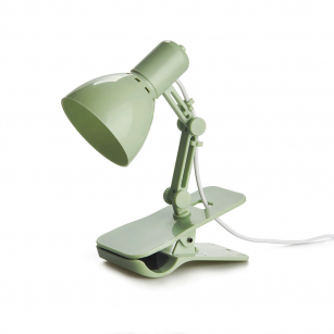 USB lampička s klipsem (Balvi), výška 17,5 cm, cena 249 Kč, www.naoko.cz