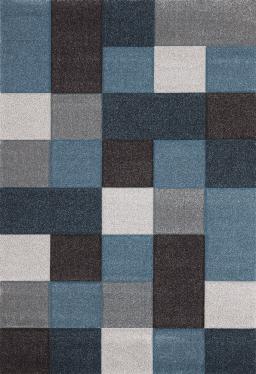 Nízký hustý vlas má koberec Brilliance, 100% polyester, 120 × 170 cm, cena 1 799 Kč, www.asko.cz