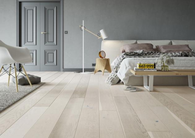 Dřevěná podlaha Barlinek Cappuccino-grande