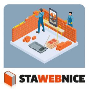 Interaktivní příručka STAWEBNICE je určena především studentům a učitelům středních průmyslových škol a středních odborných učilišť stavebních, ale je dostupná i pro všechny zájemce  o stavební obor. V aplikaci naleznete zpracované kapitoly s tématikou stavebnictví, základní testy k jednotlivým kapitolám, edukační videa a v neposlední řadě 3D model nulového domu