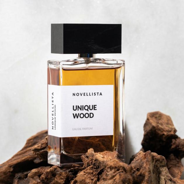 Pro každého, kdo nezná slovo strach, byla stvořena parfémovaná voda NOVELLISTA UNIQUE WOOD.