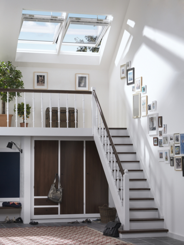 Stánek VELUX na veletrhu FOR ARCH inspiruje k proměnám interiéru