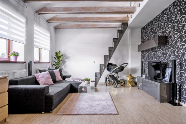 O tom, jak by měl dům vypadat, měla Marcela celkem jasnou představu, ale společně ji ještě upravovaly s architektkou Leonou Tupou
