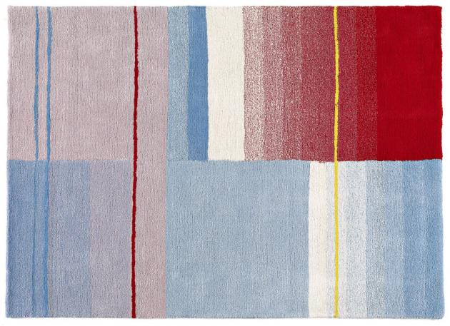 Koberec z kolekce Colour (Hay), 100% novozélandská vlna, podklad 100% bavlna, 170 × 240 cm, cena 21 385 Kč, www.designbuy.cz
