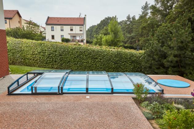 Jak připravit bazén k zimnímu spánku