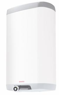 Elektrický ohřívač vody OKHE Smart je jedním zmála bojlerů, které se řadí do energeticky úsporné třídy B: dokáže totiž předvídat spotřebu vody a efektivně ji ohřívat, což může majitelům ušetřit až 15 % nákladů na její ohřev.