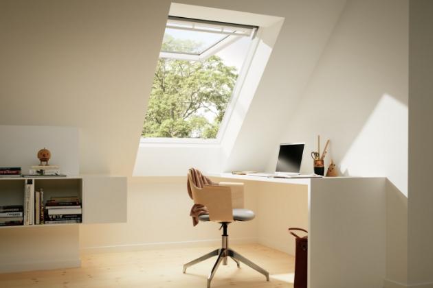 Ušetřete v zimě za topení s novými střešními okny VELUX